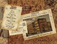 Grand Hotel Paris Fine-Art Print