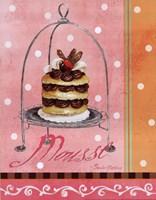 Pink Mousse Fine-Art Print