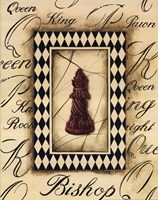 Chess Bishop Fine-Art Print
