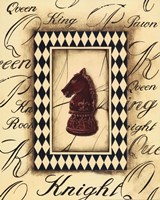 Chess Knight Fine-Art Print