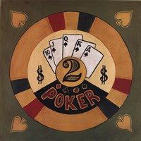 Poker - $2 Fine-Art Print