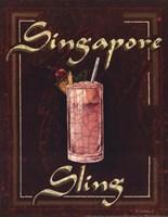 Singapore Sling Fine-Art Print