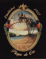 Golden Crown Inn Fine-Art Print