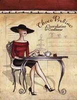Femme Elegante I Fine-Art Print