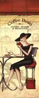 Cafe Fine-Art Print