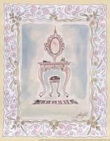 Toilette IV Fine-Art Print
