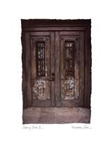 Doors of Cuba II Fine-Art Print