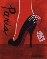 High Heels Paris Fine-Art Print