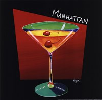 Manhattan Fine-Art Print