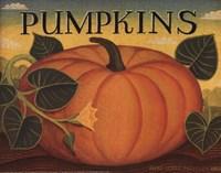 Pumpkins Fine-Art Print