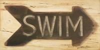 Swim Fine-Art Print