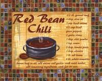 Red Bean Chilli Fine-Art Print