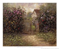 Rose Gate Fine-Art Print