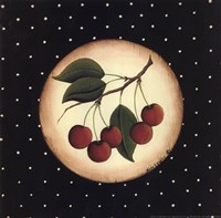 5 Cherries Fine-Art Print