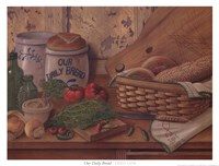 Our Daily Bread Fine-Art Print
