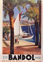 Cote d'Azur (Bandol) Fine-Art Print
