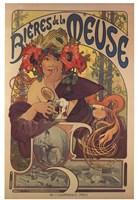 Bieres de la Meuse Fine-Art Print