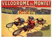Velodrome du Mont Fine-Art Print