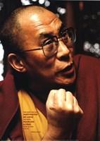 Dalai Lama-Love and Compassion Fine-Art Print