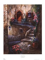 Amalfi Coast Passage Fine-Art Print
