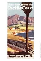 Pacific Coast I Fine-Art Print