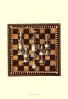 Chess Set I Fine-Art Print