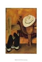 Modern Cowboy Fine-Art Print