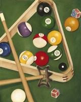 Rack'em Up II Fine-Art Print