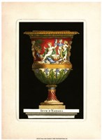 Vase with Cherubs Fine-Art Print