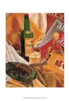 Jennifer's Scotch Indulgences I Fine-Art Print
