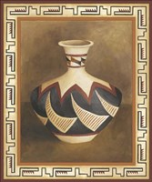 Southwest Pottery II Fine-Art Print