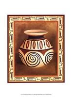 Southwest Pottery IV Fine-Art Print