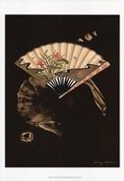 Oriental Fan II Fine-Art Print