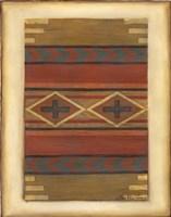 Rio Grande Weaving (H) I Fine-Art Print