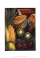 Luscious Tropical Fruit I Fine-Art Print