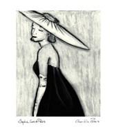Sophie goes to Paris Fine-Art Print