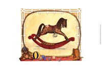 Rocking Horse (D) II Fine-Art Print