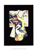 Red Hooded Crane Fine-Art Print