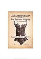 Chariklia's Lingerie I Fine-Art Print