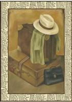 The Traveler I Fine-Art Print