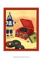Rocking Retro (H) Fine-Art Print