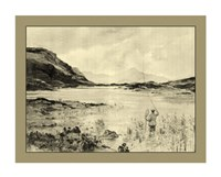 On the River II Giclee