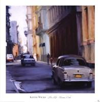 Slow Ride - Havana, Cuba Fine-Art Print