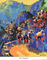 The Climbers Fine-Art Print
