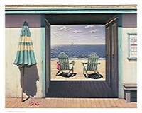 Beach Club Fine-Art Print