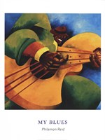 My Blues Fine-Art Print