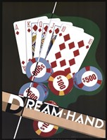 Dream Hand Fine-Art Print