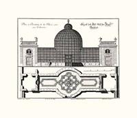 Garden Architecture B&W Fine-Art Print