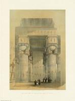 Egypt - Temple Of Dendra Fine-Art Print