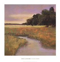 Placid Marsh Fine-Art Print